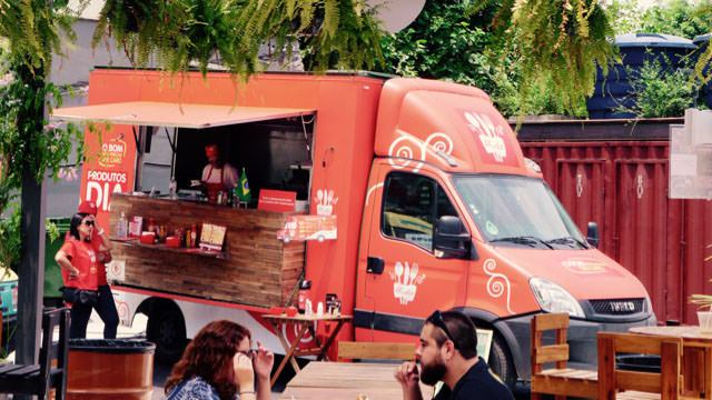 Prato do Dia Food Truck – Supermercado Dia